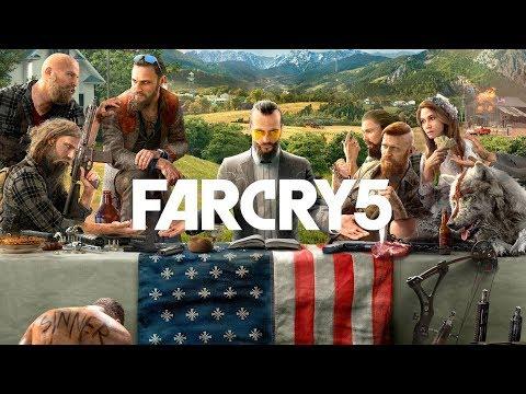 Far Cry 5  - SECOND FEEL   CZ ZÁZNAM #2   1080p60