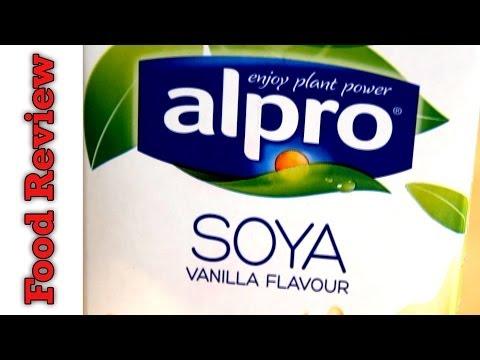 Food Review - Γάλα/Ρόφημα Σόγιας