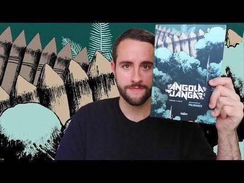 Papo Zine | Angola Janga - Uma História de Palmares