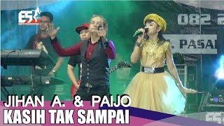 Download lagu Jihan Audy Feat Paijo Londo Kasih Tak Sampai Mp3