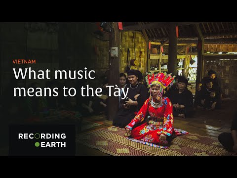 Wonderful village culture in Vietnam - Tày ethnic group | Recording Earth