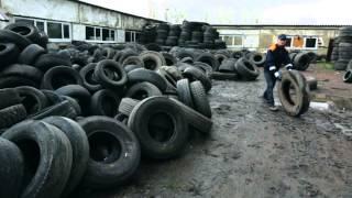 Переработка шин – Оборудование для переработки шин в резиновую крошку ATR 300 – Переработка покрышек