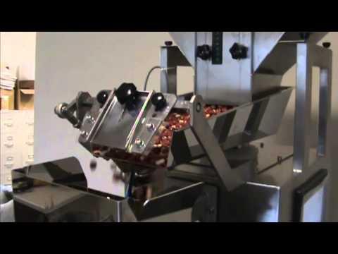 CE 1WF Linear Weigh Filler  Peanut Cluster CE-1WF Linear Weigh Filler