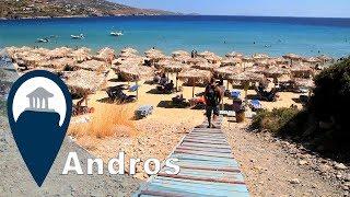 Andros | Chrissi Ammos Beach