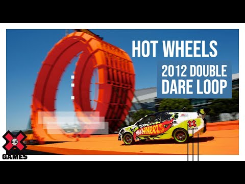 Hot Wheels Loop Stunt Performed In Real Life Shows Science At Its Finest