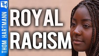 Royal Family's Colonial Racism Against Markle