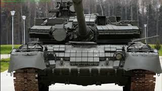 Бронирование танков Т-80