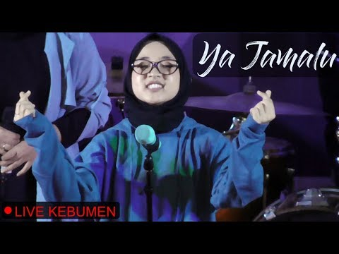 Ya Jamalu by Nissa Sabyan - Konser Sabyan Gambus di Kebumen (Terbaru)
