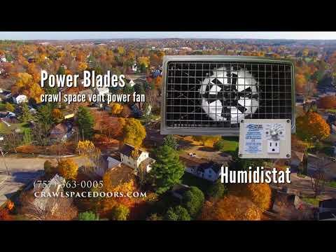 Power Blade Fan – Information