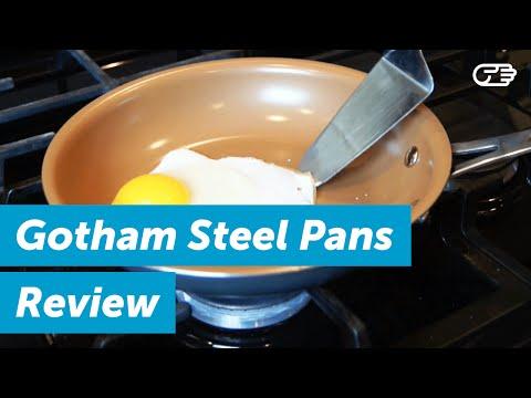 Gotham Steel Pans Review   HighYa