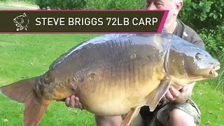 Carp Fishing 72lb Carp Steve Briggs Blog At Badgers Holt   NashTV The Blogs