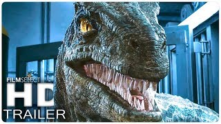JURASSIC WORLD 2: Fallen Kingdom Final Trailer (2018) - Video Youtube