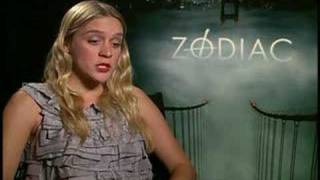 Zodiac - Interview de Chloë Sevigny