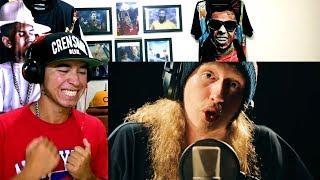 """Ep. 134   MC SID   """"Rap News"""" Prod. Velho Beats (REACT)"""