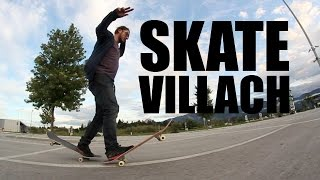 preview picture of video 'Skateboarding is Fun in Villach'