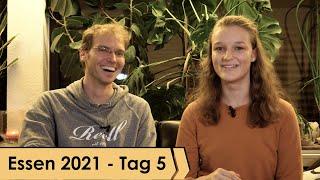 SPIEL 2021 in Essen - Tag 5 feat. Melli