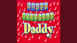 Happy Birthday DADDY (Personalized)
