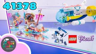 Chơi LEGO Friends 41378 dưới nước sẽ như thế này ToyStation 424