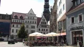 preview picture of video 'Deutschland - Zwickau'