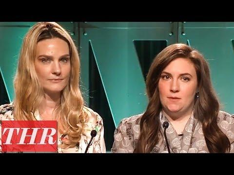 Lena Dunham & Brittany Perrineau Full Speech: