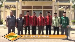 Greeting Idul Fitri  KOMISI I DPRD TABALONG