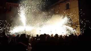 preview picture of video 'Caldes de Montbui - Ball de Diables - Festa Major 2013'