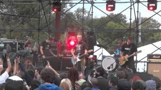 Youth Brigade - Did you wanna die @ Fun Fun Fun Fest 2011