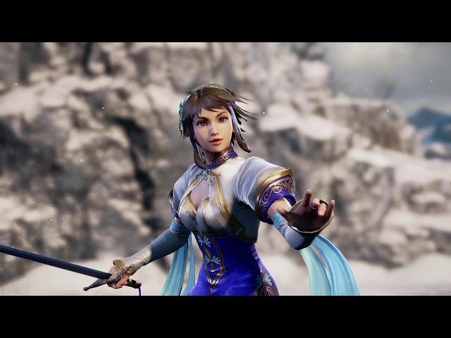 SoulCalibur VI Character Reveals