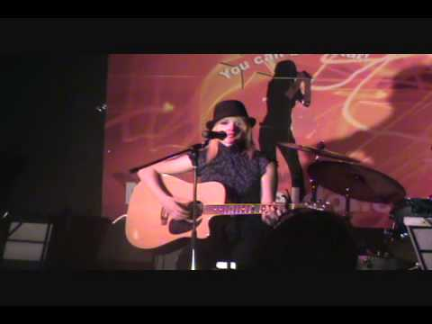 "MEGGIE LOU -""IT'S YOU""--MARITIME IDOL SAXBY'S 2009 0001"