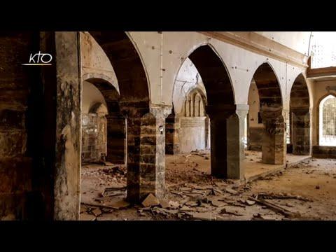 Les églises Mar Touma des syriaques orthodoxes et al Tahira des chaldéens à Mossoul