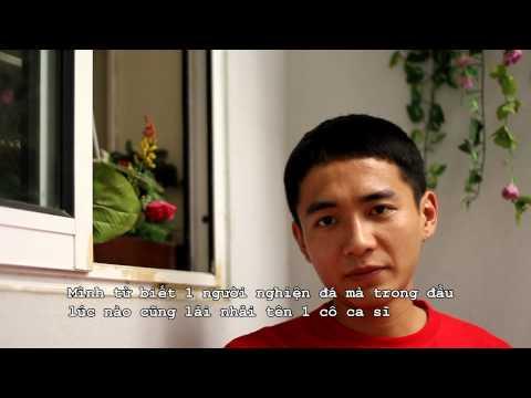 Ma túy đá - Vlog phong cách mới lạ độc