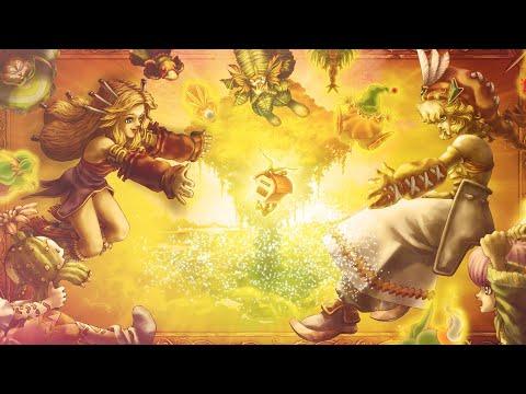 Bande-annonce de présentation de Legend of Mana