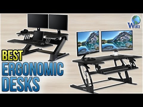 10 Best Ergonomic Desks 2018