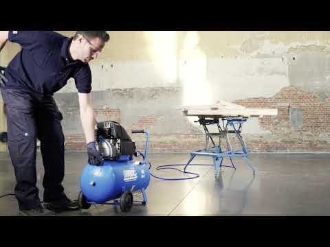 Compresseur d'air à piston Pro Montecarlo L30P - ABAC