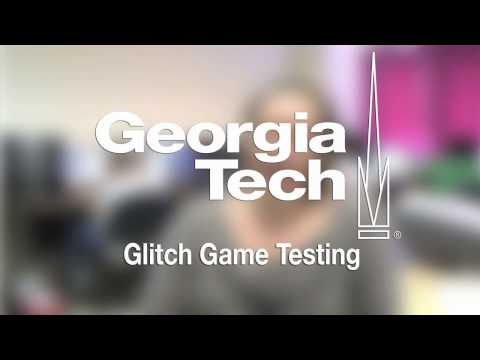 Video of Gltich Game Testing Program