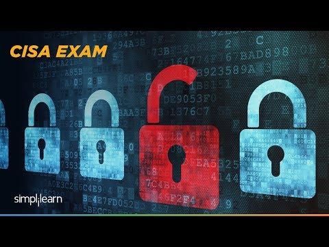 CISA Exam | CISA Training Videos | Simplilearn - YouTube