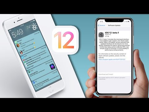 iOS 12 Beta 1    WWDC 2018    What You Need To Know | SPLAT!