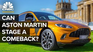 Can Aston Martin's SUV Save The Legendary Brand?