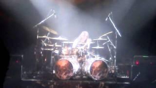Angra - Carolina IV live in Paris 27/02/2011
