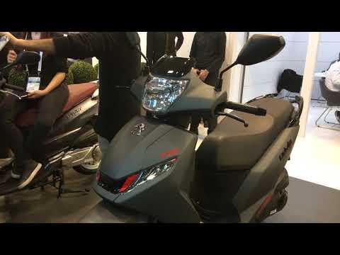 Yeni 2018 Peugeot Belville 200i ABS | Motobike Istanbul