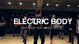 ELECTRIC BODY - A$AP ROCKY(FEAT. SCHOOL BOY Q) / NAMJI YUN CHOREOGRAPHY
