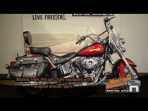 2010 Harley-Davidson Heritage Softail® Classic in Mentor, Ohio