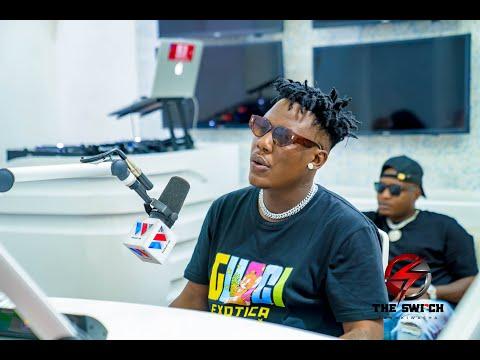 #LIVE INTERVIEW NA MADEE NDANI YA THE SWITCH WASAFI FM - FEBRUARY 01, 2021