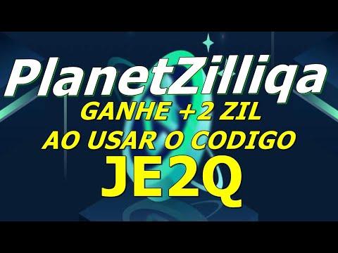 Zillqaplanet - ganhe varios tokens ZIL