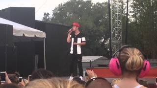 Say my Name - Austin Mahone // Busch Gardens Tampa 4/18/15