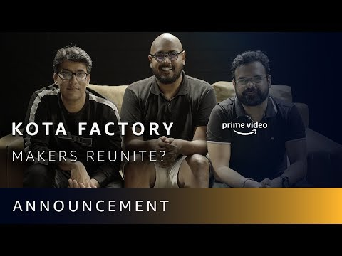 Hostel Daze - Announcement   From the Makers of Kota Factory   TVF x Amazon Prime Video