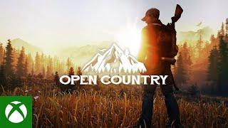 Xbox Open Country Gameplay Trailer anuncio