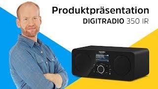 DIGITRADIO 350 IR | Der Empfangs-Allrounder im Check. | TechniSat