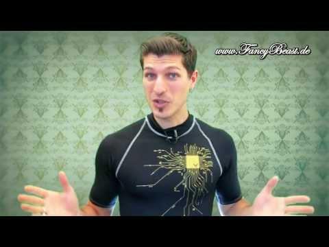 Lycra Shirt & UV Shirt + Surf Shirt von FancyBeast - perfektes Surfen mit dem Surf Outfit