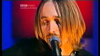 Neil Hannon of The Divine Comedy, The Power Of Love, live on Jonathan Ross